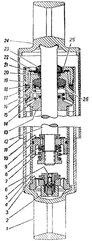 Амортизатор ГАЗ 53-12